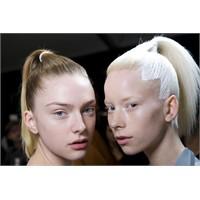 2012'nin En Aykırı Saç Modelleri Podyumdan
