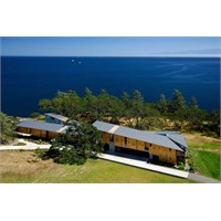 Swanwick; Okyanus Kıyısındaki Modern Çiftlik!
