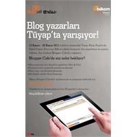 Tüyap Bloggercafé'de Yarışma
