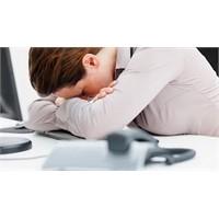 Yorgunluk Hemen Hepimizin Derdi…