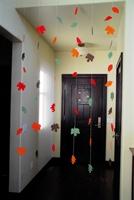 Eviniz İçin Şık Kapı Süsü Yapımı