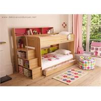 Genç Odalarına 3 Kişilik Modeller