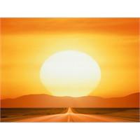 Mukaddes Güneş (Kendi Şiirlerimden)