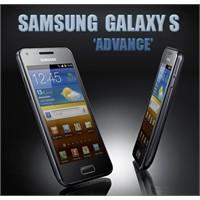 Samsung Galaxy S Advance Nisan'da Türkiye'de..!