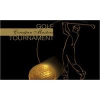 Çırağan Masters Golf Turnuvası 10 Eylül'de