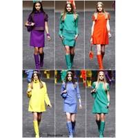 2012 Sonbahar Kış Moda Renk Trendleri