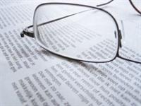 Çizilen Gözlük Camı