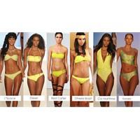 2012 Mayo&bikini Renk Trendleri