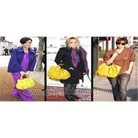2013 Yaz Modası: Sarı Çantalar