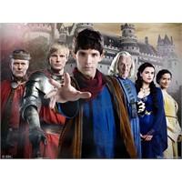 Merlin Ve Camelot Dizileri İle Tarihe Yolculuk