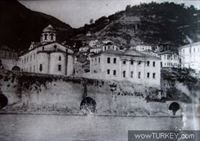 Seydiköydeki Rum Okulları