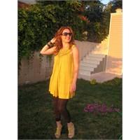 En Moda Renk- Sarı