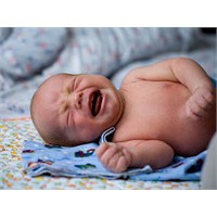 Bebeklerde Kolik Ağlamaları Giderin