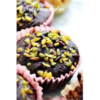 Çok Çikolatalı Muffin