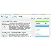 Rengo Wordpress Teması
