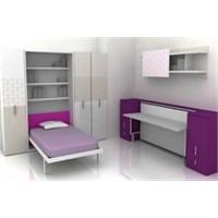 Küçük Çocuk Odaları İçin İşlevsel Mobilyalar