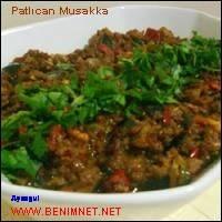 Patlıcan Musakka Tarifi..