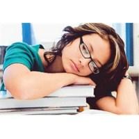 Kronik Yorgunluğa Çareler