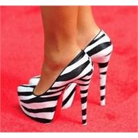 Trend: Zebra Desen