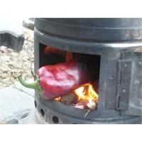 Odun Ateşinde Kırmızı Biber Olayı
