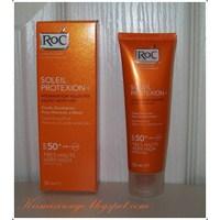 Roc Soleil Protexion Fluid Cream 50+