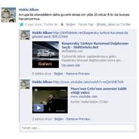 Facebookta Yeni Yorum Sistemi