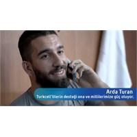 Arda Turan'ın Yeni Reklamı