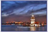 Harika Resimlerle Kız Kulesi | İstanbul