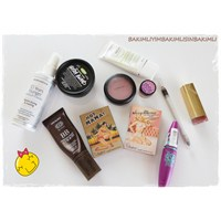 2012 Favori Makyaj Ürünleri