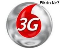 Vodafone 3g Tarifesini Açıkladı.