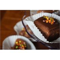 Muzlu Çikolatalı Dilimler