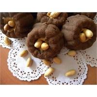 Fındık Krema İle Muffin