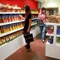 İspanya da Bedava Süpermarket