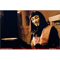V For Vendetta Yumurtası
