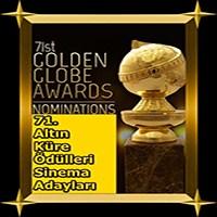 2014 Altın Küre Sinema Adayları