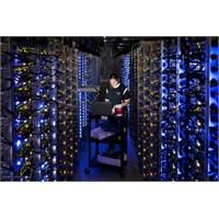 Google Veri Merkezini (Datacenter) Hiç Gördünüz Mü