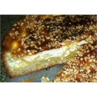Kremalı Elma Pastası