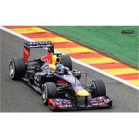 Belçika Gp'inde Zaferin Adı Sebastian Vettel