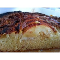 Tarçınlı Bol Elmalı Kek
