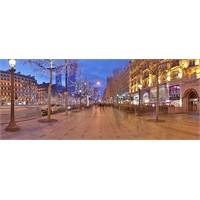 Dünyanın En Ünlü Alışveriş Caddesi - Paris Şanzeli