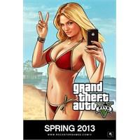Grand Theft Auto V Bahar Döneminde Çıkıyor