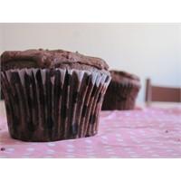 Çikolata Ve Nane Kremalı Küçük Kekler