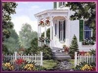 Bahçenizi Eve Dönüştürecek Fikirler