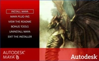 Autodesk Maya 8 Kurulumu