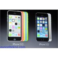 İphone 5s Ve 5c Sahipleri İle Buluşuyor.