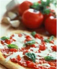 3 Dakikada Kolay Pizza