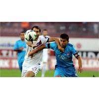 Trabzonspor'un Mutlu Günü : Trabzonspor 1 – 0 Si