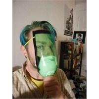 Gaz Maskesi Nasıl Yapılır?