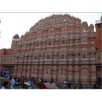 Pembe Şehir Jaipur