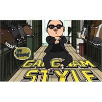 Bu Kez De Robotlar Gangnam Style Dansı Yaptı